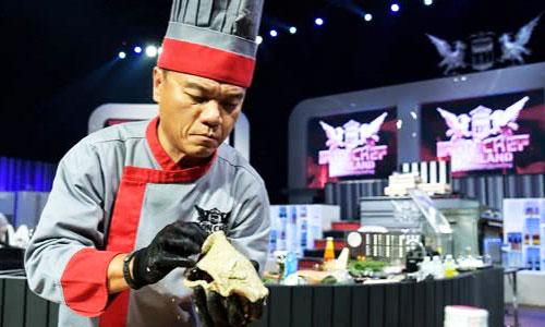 Chef Ianpic