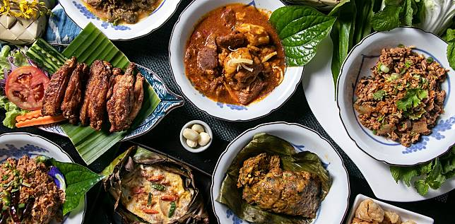Northern Thai food